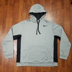 NIKE THERMAFIT MENS EXTRA LARGE HOODIE SWEATSHIRT